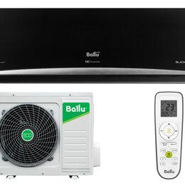 Кондиционеры - Сплит система Ballu Platinum Black Inverter BSPI-10HN1/BL/EU, 0