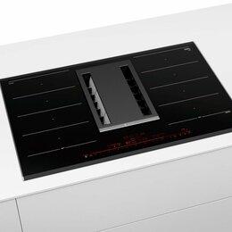 Плиты и варочные панели - Индукционная варочная панель Bosch PXX821D66E, 0