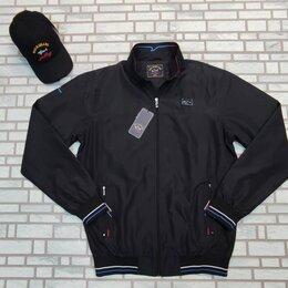 Куртки - Ветровка мужская Paul shark цвет черный, 0