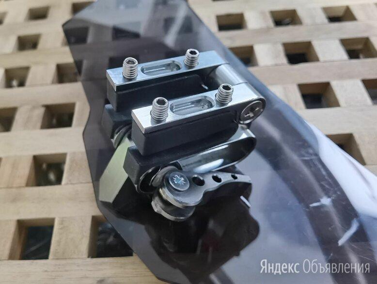 Дефлектор для мотоцикла по цене 1700₽ - Аксессуары и дополнительное оборудование , фото 0