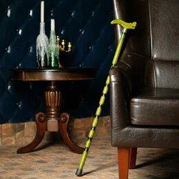 Зонты и трости - Трость сувенирная 90см, рукоять дракон, зеленая, 0