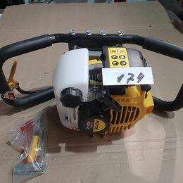 Мотобуры и оснастка - Мотобур GGD-52 HUTER №174, 0