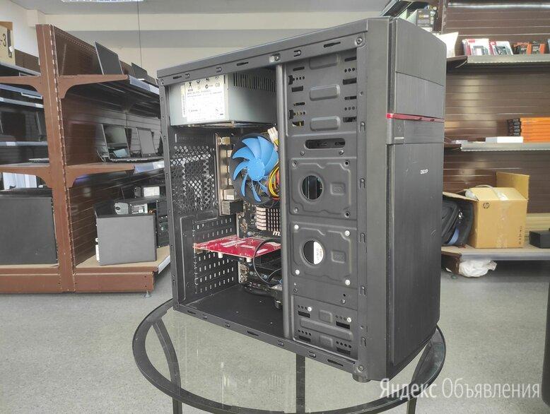 ПК 4 ядра AMD Fx-4300/6Gb/SSD диск/500Gb по цене 9900₽ - Настольные компьютеры, фото 0