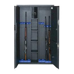 Сейфы - Шкаф-трансформер «ТОР-10» ключевой сейфовый замок, 0