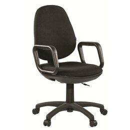 Компьютерные кресла - Кресло офисное Easy Chair Comfort GTP черное 💻💻💻 . , 0