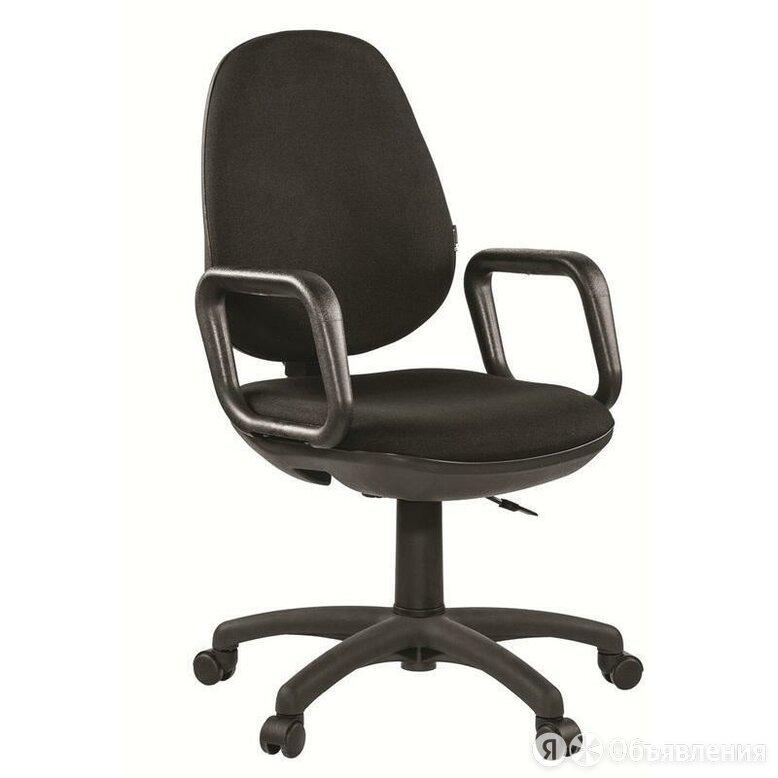 Кресло офисное Easy Chair Comfort GTP черное 💻💻💻 .  по цене 4490₽ - Компьютерные кресла, фото 0