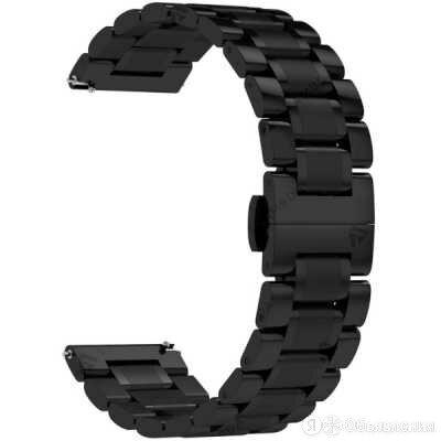 Ремешок Lyambda Lyambda DSG-11-22-BK по цене 1347₽ - Ремешки для умных часов, фото 0