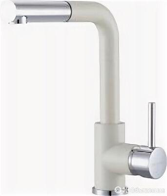 Paulmark Смеситель Paulmark Kassel Ka214311-331 для кухонной мойки, белый по цене 10867₽ - Краны для воды, фото 0