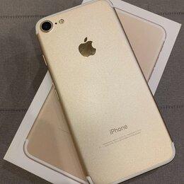 Мобильные телефоны - Айфон 7 золото , 0