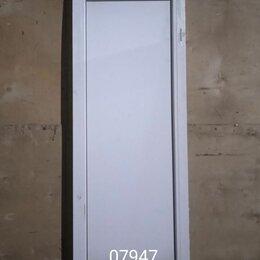 Готовые конструкции - Пластиковое окно (б/у) 1430(в)х560(ш), сэндвич-панель, 0