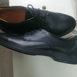 Ботинки - Полуботинки кожаные, 0