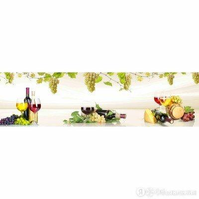 Кухонный фартук 2200х600 мм, закалённое стекло 4 мм, 6 отверстий под крепёж, ... по цене 9984₽ - Стеновые панели, фото 0