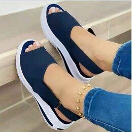Босоножки - Женская повседневная обувь, 0