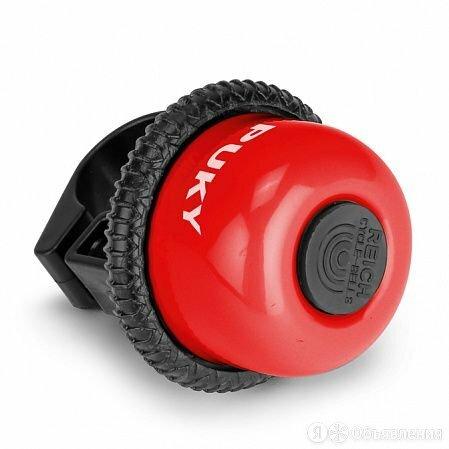 Звонок Puky G20 для беговелов и самокатов Puky (9853 red красный) по цене 690₽ - Аксессуары для экшн-камер, фото 0