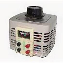Запчасти к аудио- и видеотехнике - Автотрансформатор однофазный (ЛАТР) TDGC-2-0,5К 0,5кВа 2А (0-250В), 0