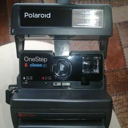 Фотоаппараты моментальной печати - Polaroid  OneStep closeup, 0