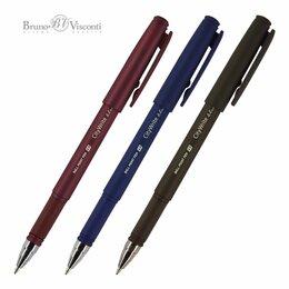 Письменные и чертежные принадлежности - Ручка шар.  Bruno Visconti  CityWrite Original, синяя 1.0мм (24), 0