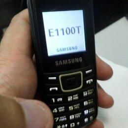 Мобильные телефоны - samsung gt-e1100t, 0