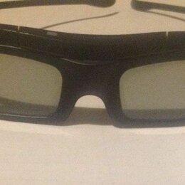 3D-очки - 3D очки Samsung SSG-5100GB черные (возможен обмен), 0