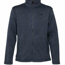 Куртки - Куртка флис «Bump» (Синий M), 0