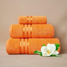 Полотенца - Набор из 3 полотенец Harmonika цвет: оранжевый, 0