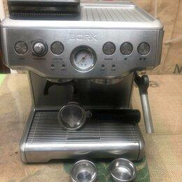 Кофеварки и кофемашины - Кофемашина Bork c 801, 0