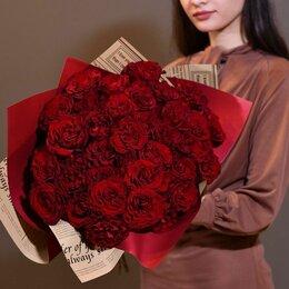 Цветы, букеты, композиции - Моно букет  «Гранатовый браслет» - 35, 0