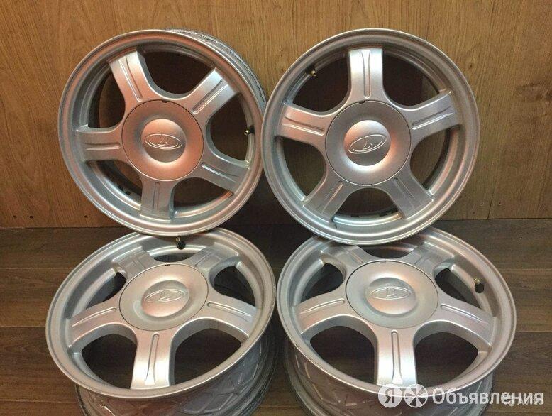 Литые оригинальные диски ваз R14 по цене 6000₽ - Шины, диски и комплектующие, фото 0