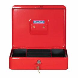 Мебель для учреждений - Металлический Кэшбокс СВ-004 для хранения вещей, 0