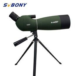 Бинокли и зрительные трубы - Зрительная труба SVBONY 25-75х70 (SV28), 0