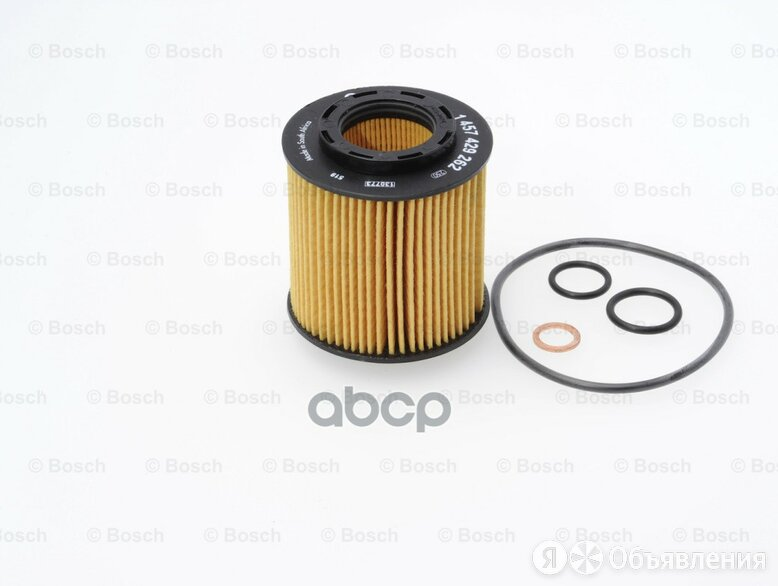 Фильтр Масляный (Вставка) Bosch арт. 1457429262 по цене 390₽ - Двигатель и комплектующие, фото 0
