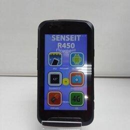 Мобильные телефоны - Смартфон senseit r450 , 0