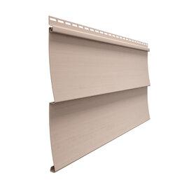 Сайдинг - Сайдинг Деке Стандарт / Docke Standart D5C, профиль елочка, цвет крем-брюле, ..., 0
