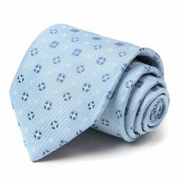 Галстуки и бабочки - Мужской галстук с фактурным плетением Celine 63607, 0
