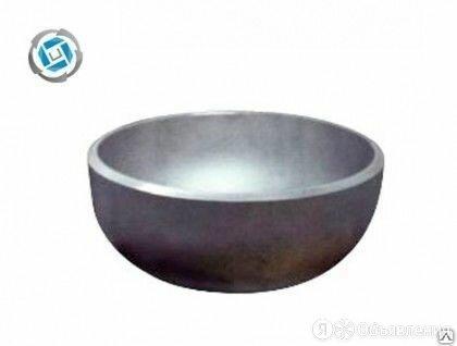 Заглушка стальная оцинкованная 325х10 мм ГОСТ 17379-01, сталь 20 по цене 2600₽ - Металлопрокат, фото 0