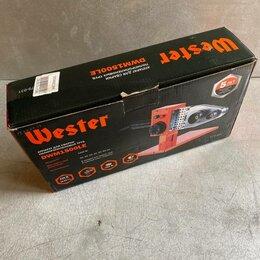 Аппараты для сварки пластиковых труб - Аппарат для раструбной сварки Wester DWM 1500LE, 0