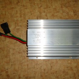 Радиодетали и электронные компоненты - Конвертер (преобраз. напр-я импульсный) 24/12В 20/25А 21.3759-09 (Энергомаш), 0