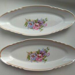 Тарелки - Селедочницы и тарелки, 0
