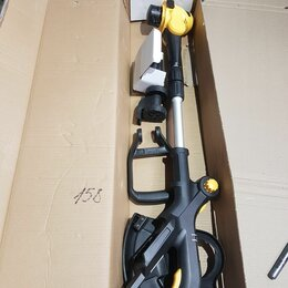 Триммеры - Аккумуляторный триммер GET-18-2Li Huter №158, 0