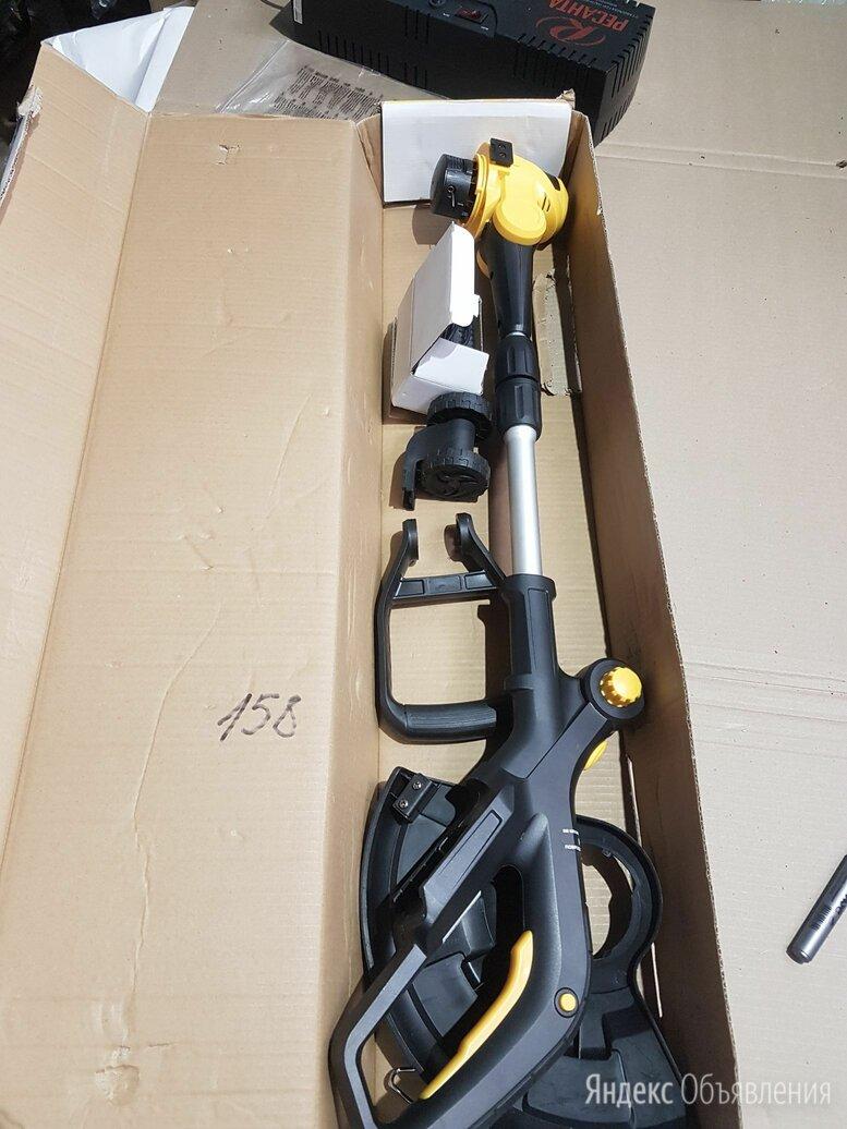 Аккумуляторный триммер GET-18-2Li Huter №158 по цене 3263₽ - Триммеры, фото 0