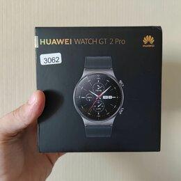 Умные часы и браслеты - Умные часы Huawei Watch GT 2 Pro Night Black, 0