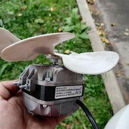 Запчасти и расходные материалы - Электродвигатель вентилятора, 0