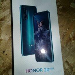 Мобильные телефоны - honor 20 pro 8/256gb  и samsung galaxy j7 black коробки, 0
