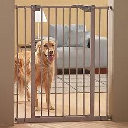 Аксессуары для амуниции и дрессировки  - SAVIC Перегородка-дверь д/ собак DOG BARRIER GATE INDOOR 62/102*95см S3212 , 0