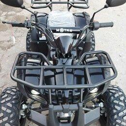 Мото- и электротранспорт - Квадроцикл Motax 125 куб подростковый , 0