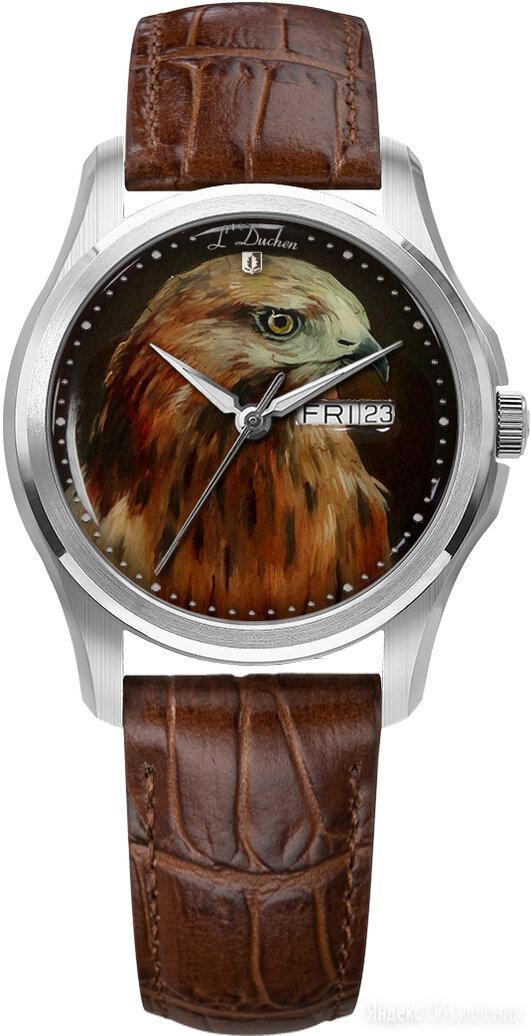 Наручные часы L Duchen D.183.1.SOKOL по цене 91490₽ - Наручные часы, фото 0