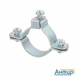 """Водопроводные трубы и фитинги - Dkc 6042-32 """" х омут заземления для труб 32-1"""""""" мм, оцинкованная сталь"""", 0"""