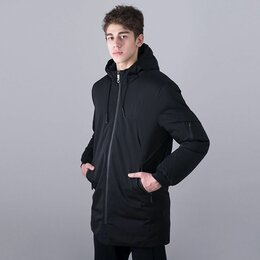 Куртки - Длинные куртки мужские зимние , 0