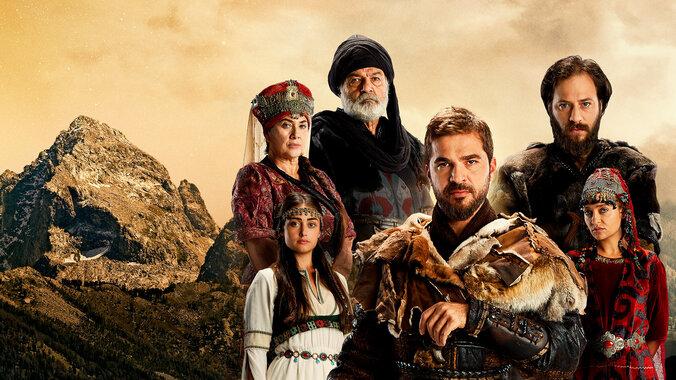 Турецкие сериалы исторических эпох