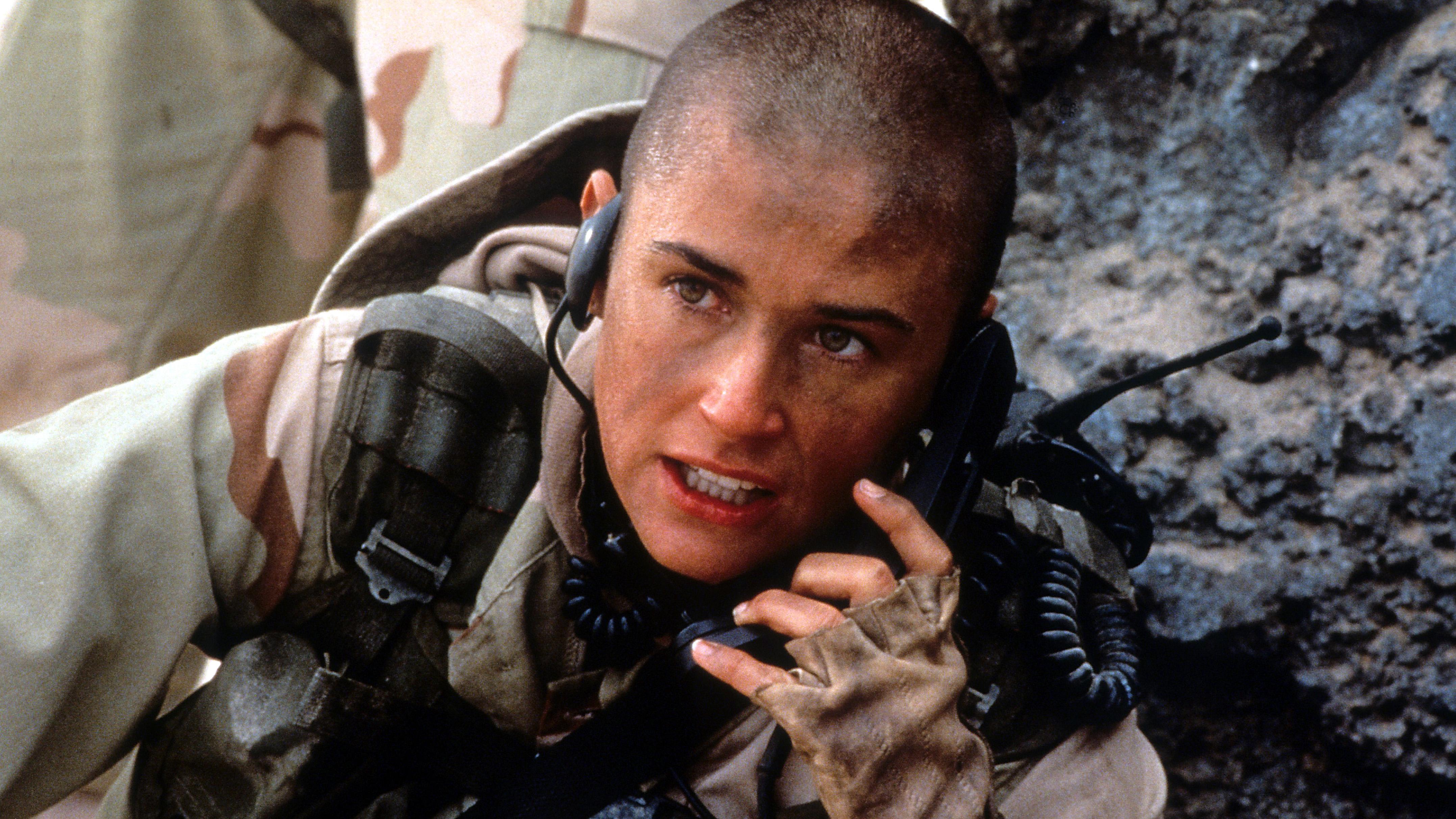 Солдат Джейн — смотреть онлайн — КиноПоиск